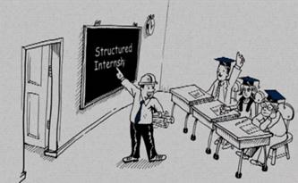 Structured Internship Programmes to Enhance Graduate Employability